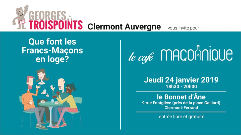 Georges Troispoints Clermont Auvergne